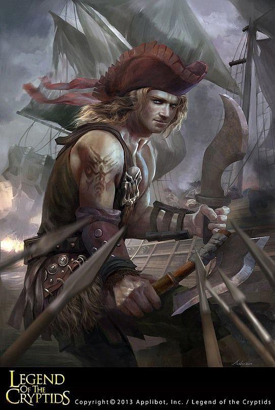 Ladino - Pirata