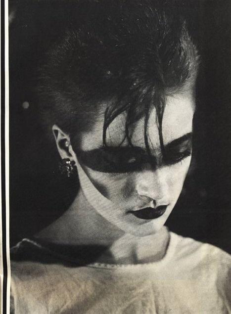 80's Death Rock // Goth Culture