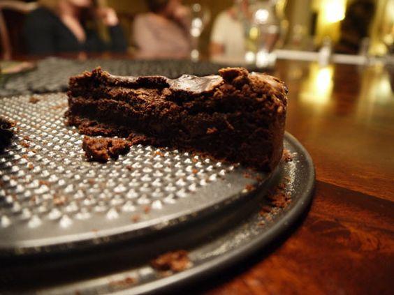 Brownie Tart (Gluten-Free & Dairy-Free)