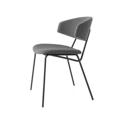 Sophia Modern Chairs Calligaris Modern Chair Fabric