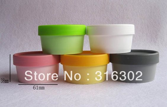 Free shipping - 24pcs/lot 50g cylinder mask PP bottle, facial mask cream jars,containers LUSH split charging jars supplier on AliExpress.com. $20.88