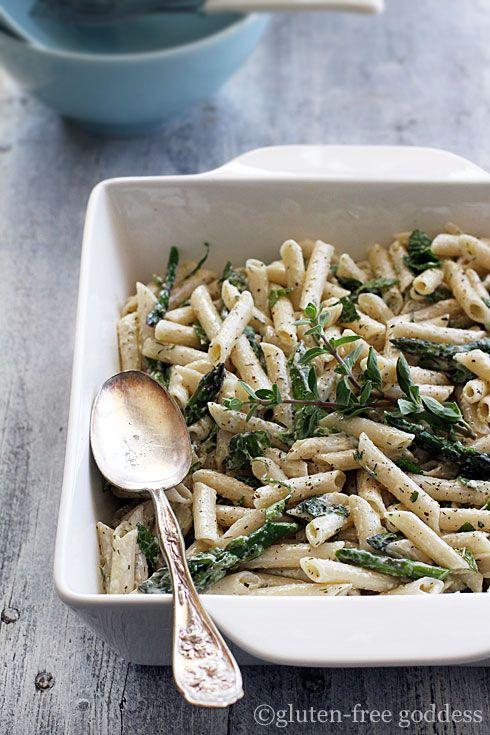 Fresh herb pasta salad recipe