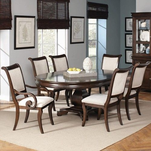 Harris 7 Piece Dining and Chair Set-SETD7P104111