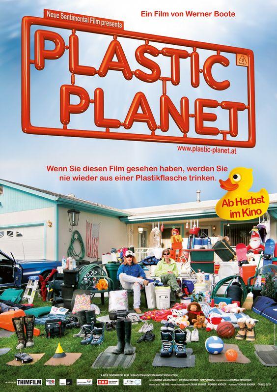 """""""Plastic Planet"""" DVD in der plastikfreien Öko-Verpackung im Handel erhältlich. Zum Beispiel: http://www.amazon.de/Plastic-Planet-limitierte-plastikfreie-Öko-Verpackung/dp/B003V8G4VW"""