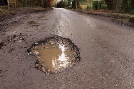 You know you're in Herefordshire...You've hit at least one pot hole in 10 minutes driving
