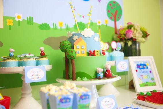 papelaria personalizada festa peppa pig - Pesquisa Google