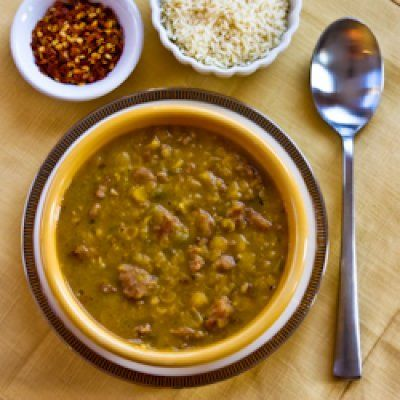 ... yellow yellow split pea soup spicy soups recipe split peas pea soup