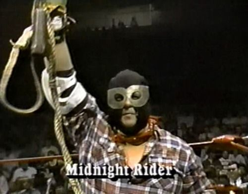 Dusty Rhodes..umm..I mean the Midnight Rider