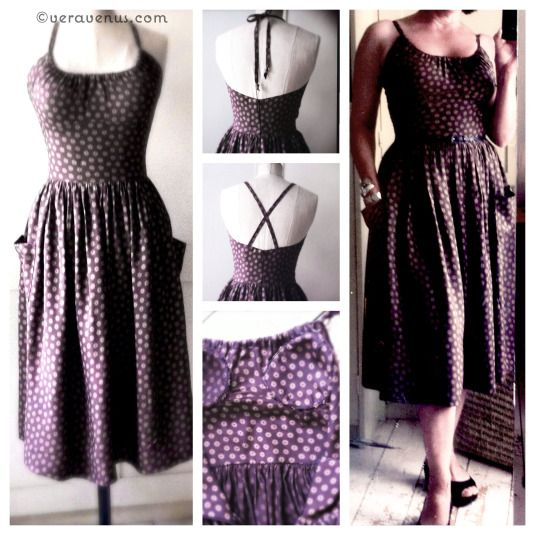 Sew Something For The Weekend- 1st version.  A free pattern.