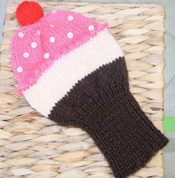 Knitting Gifts For Mum : Mothers day gift idea golf club cosy cupcake cover