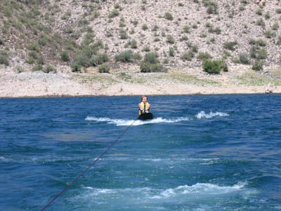 The second largest lake in metro phoenix lake pleasant for Lake pleasant az fishing
