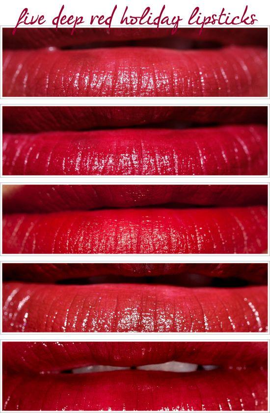 Lápiz labial rojo <3