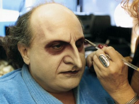 Another creation from Ve Neil...my favourite Bond villain simply because of it's a great make-up!