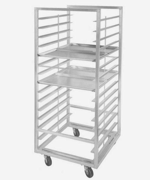 Cooling Rack Bread Cooling Rack 6 Shelves Oven Racks Glass Rack Stainless Steel Frame