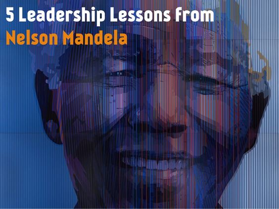 Happy #MandelaDay! Take a look at these 5 leadership lessons from a man who disrupted the norm, and united a nation.