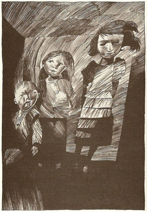 By Dave Mckean The Ghost Children In The Closet