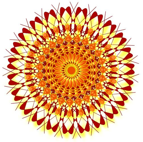 How to Make a Mandala in Inkscape in 7 Steps