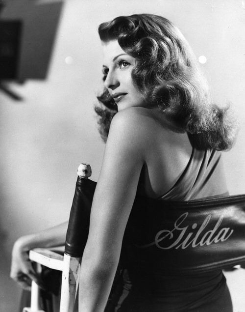 Special Moments...Rita Hayworth as Gilda, directed by Charles Vidor, 1946.