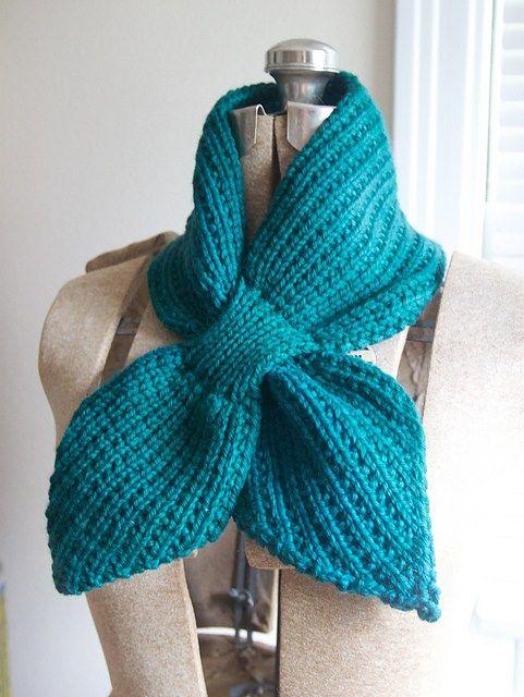 Style Knitting Patterns : Self-Fastening Scarves and Shawls Knitting Patterns Style, Patterns and Shawl
