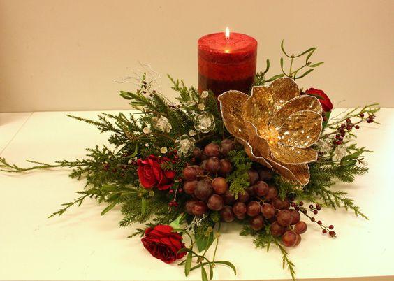 Sia school centro de mesa navide o lo nico real las - Centro de mesa para navidad ...