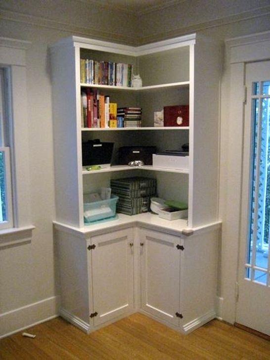 20 Gorgeous Corner Cabinet Storage Ideas For Your Kitchen