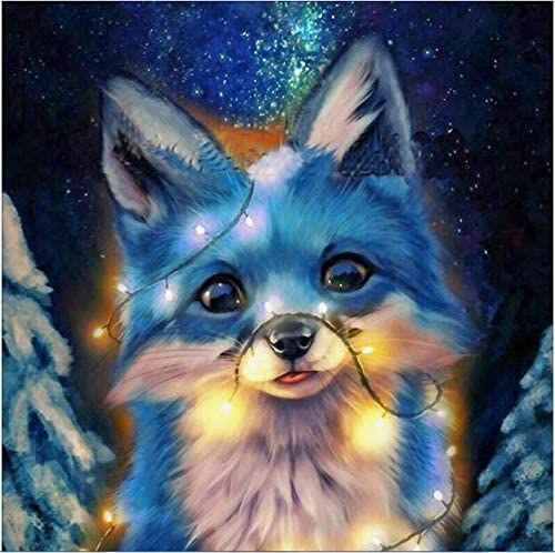 Amazon Com Diy 5d Diamond Painting By Number Kits Full Drill Rhinestone Pictures Arts Craf Cute Animal Drawings Kawaii Cute Animal Drawings Cute Animal Photos