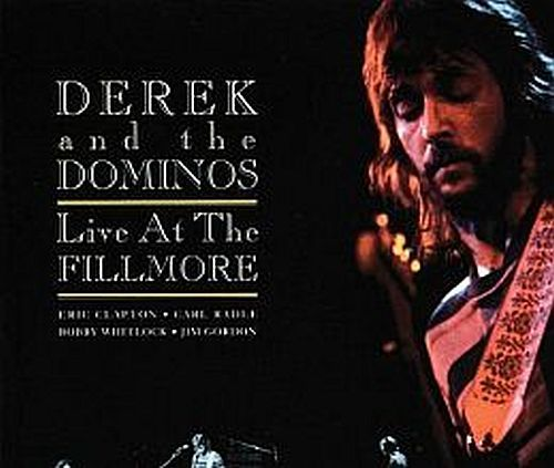 """Recorded on October 23 & 24, 1970, """"Live at the Fillmore"""" is a live double album, recorded by Derek and the Dominos featuring Eric Clapton.  TODAY in LA COLLECTION on RVJ >> http://go.rvj.pm/4xh"""