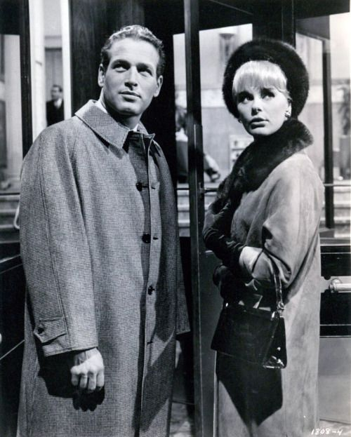 Paul Newman, Elke Sommer, The Prize: