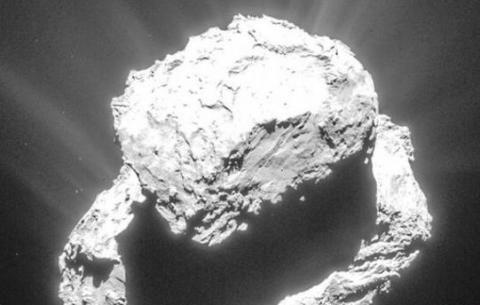 Rosetta Spots Water Cycle On Comet; Weather Pattern Linked To Sunlight