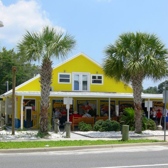 Oyster Places In Panama City Beach