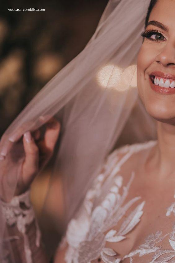 Beleza da Noiva. Cas