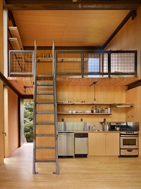 modern kitchen designs house plans more tiny house house design ...