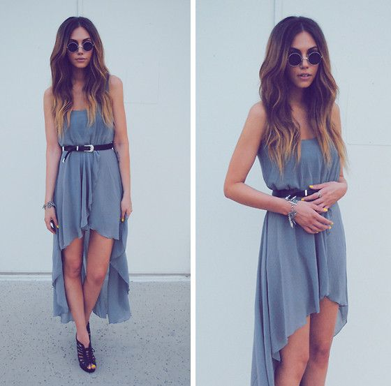 love the high low dresses