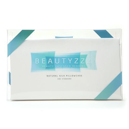 Beauty Obsessed BeddingFor the ultimate beauty sleep, introducing Beautyzzz Beauty Obsessed Bedding, Natural Silk Pillowcase. This specially commissioned hypoallergenic super silky pillowcase is designed to make the most of your 8 hour slumber by preserving your skin
