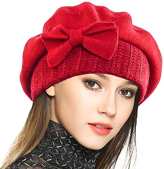 38 Lady French Beret To Inspire Every Woman outfit fashion casualoutfit fashiontrends
