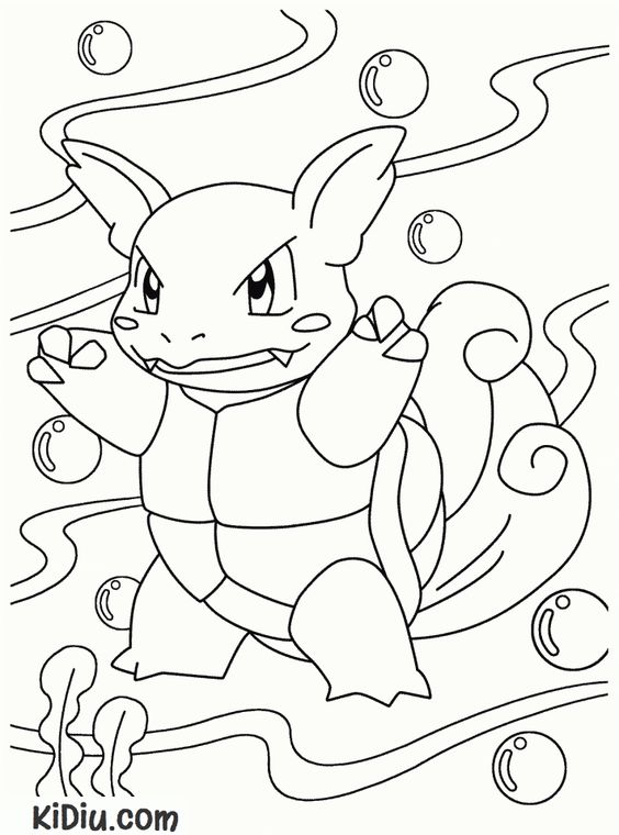 pokemon magneton coloring pages - photo#27