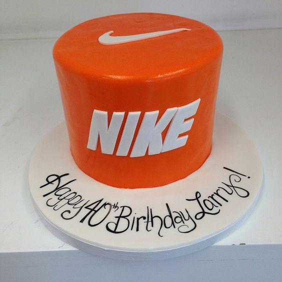 Nike Shoes Cake Design : Nike cake Men s Birthday Pinterest Nike, Cakes and ...