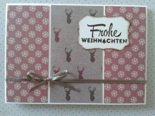 Karte-Grusskarte-frohe-Feiertage-Weihnachten-Winter-Advent-mit-Stampin-up