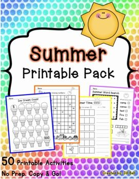Number Names Worksheets : holiday homework for kindergarten ...