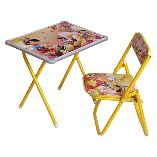 Folding Table And Chairs For Kids Foldable Table Chair Kids Study