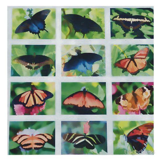 Dynamic Butterflies