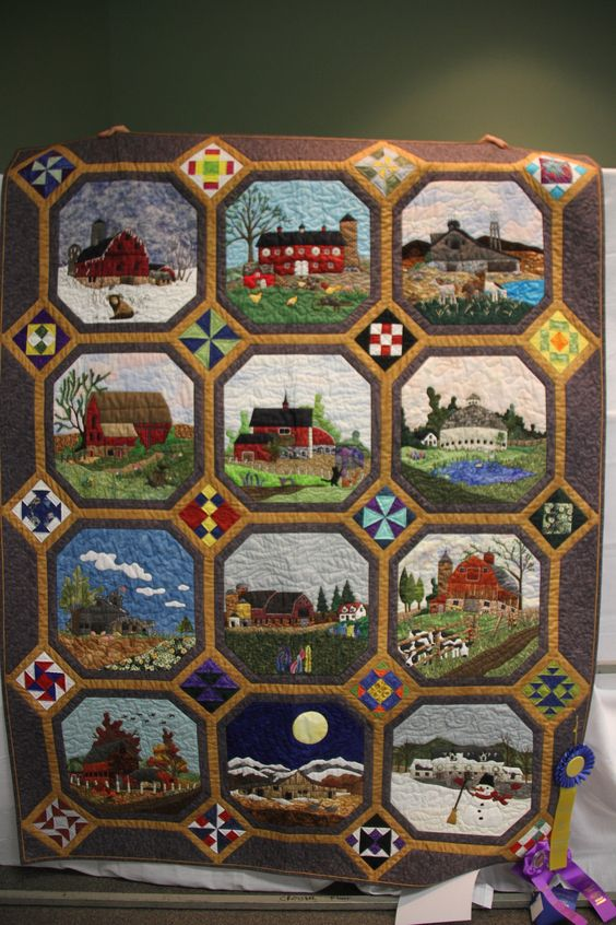 Barns of America - TheQuiltShow.com