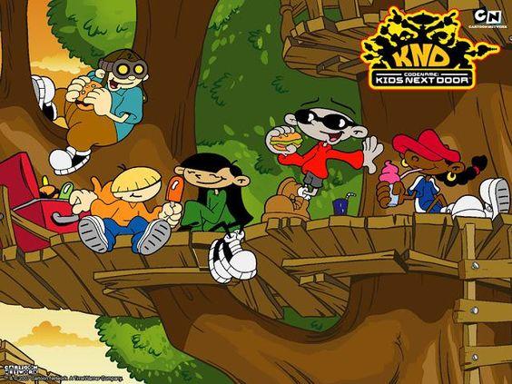 KND - Los chicos del barrio ❤ (2004).