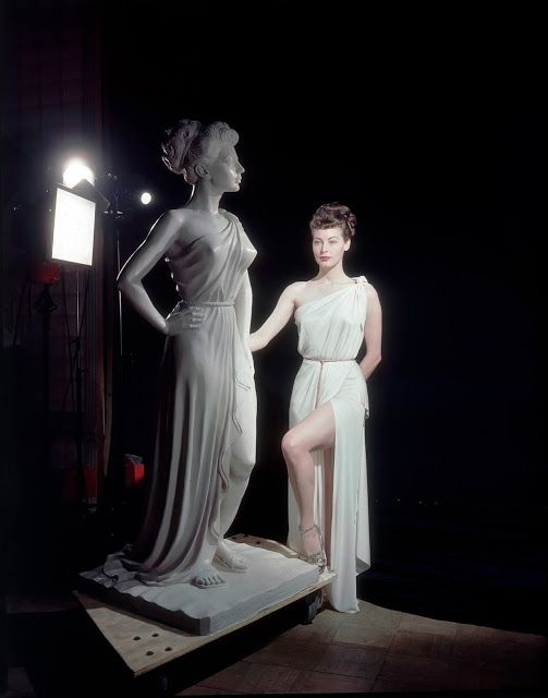 One Touch of Venus 1948 - Orry-Kelly, o Estilista Australiano que vestiu Hollywood