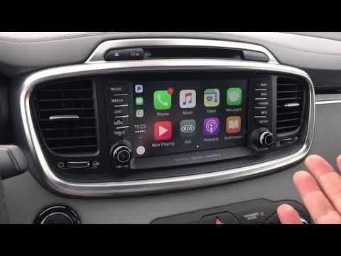Introducing Apple Carplay In Kia Vehicles Youtube Kia Sorento