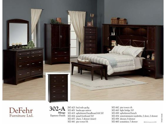 Awesome Defehr Furniture Bedroom Dresser 302 458   Sims Furniture LTD   Red Deer,  AB | Bedrooms | Pinterest | Bedroom Dressers, Red Deer And Dresser