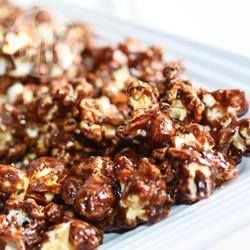 Rezeptbild: Schokoladen Popcorn