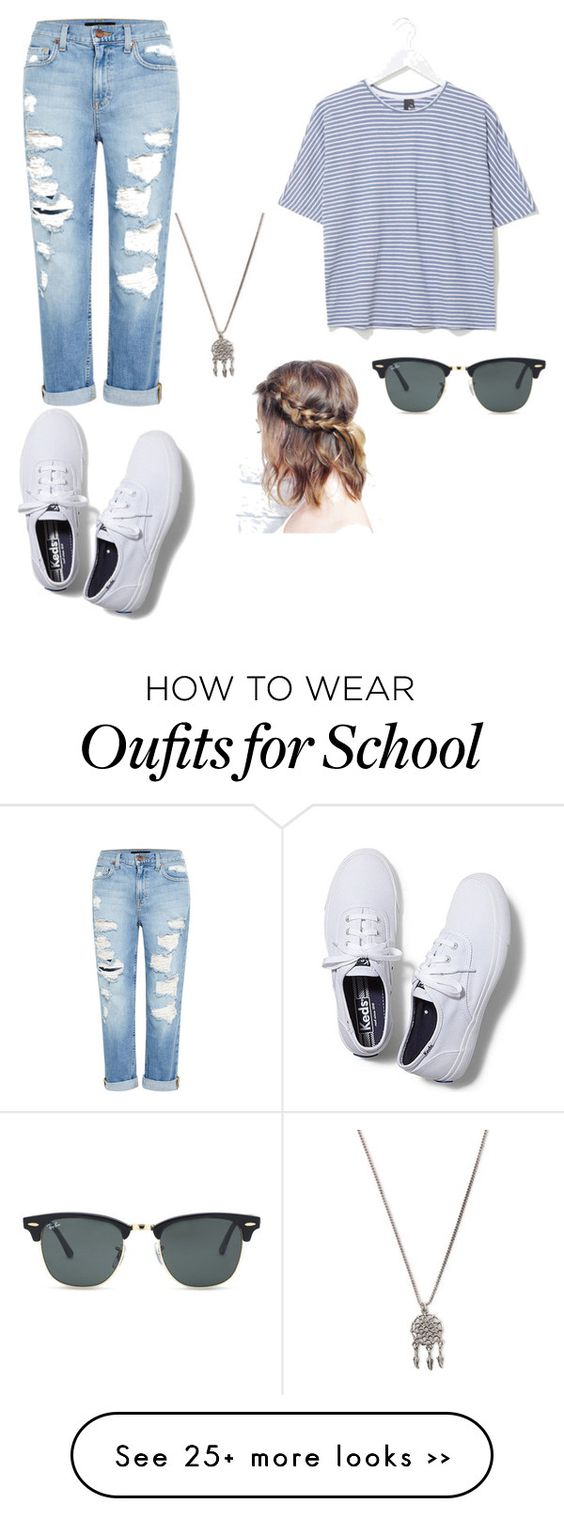 """School"" by rutbri on Polyvore"