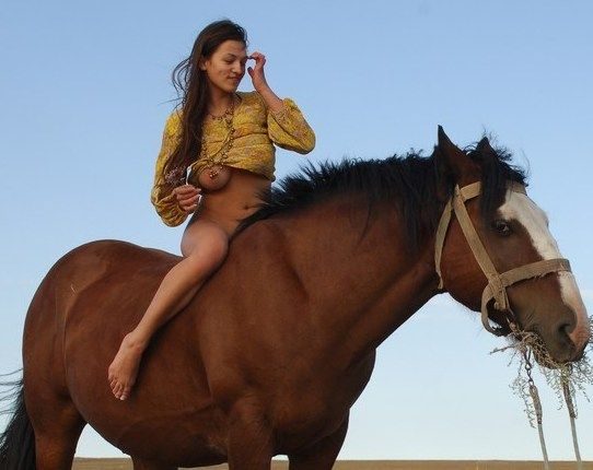 cowgirl attractive escort
