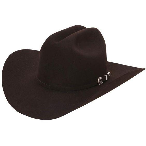 Resistol George Strait 20X Jaxon Rodeo Western Cowboy Straw Hat